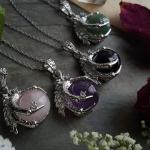 2016 Gümüş Takılarda Khaleesi Modası 8