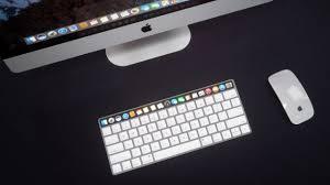 Apple Klavyelerinde OLED Ekran 1