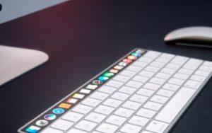 Apple Klavyelerinde OLED Ekran 2