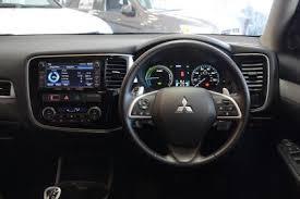 Mitsubishi Outlander Hybrid Suv Hack'lendi 1