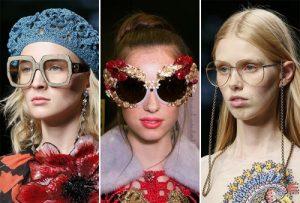 sıra dışı çerçeveli gözlük