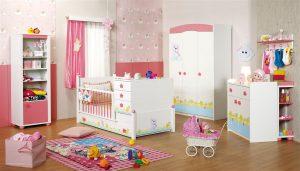 Çocuk Odası Dekorasyonu Nasıl Yapılmalı 1