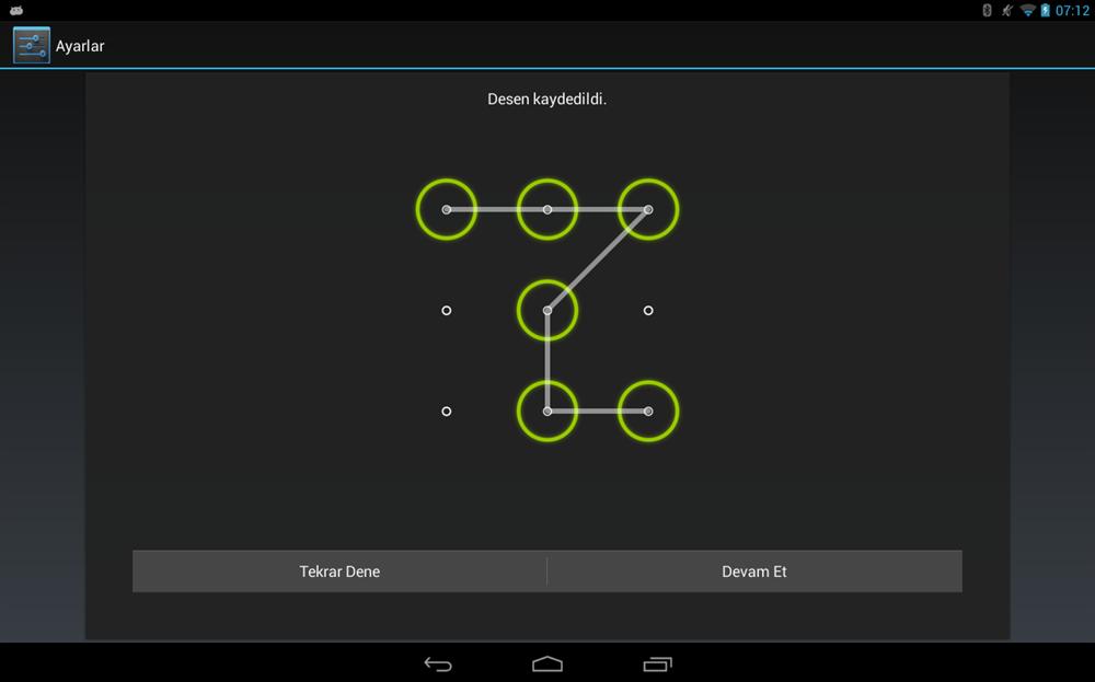 Android Desen Kilidi Unutulduğunda Nasıl Açılır 1