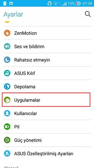 Android'de Varsayılan Uygulamalar Nasıl Değiştirilir 1