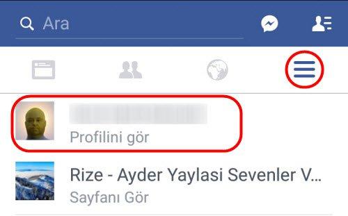 Facebook Geçici Profil Resmi Nasıl Ayarlanır 1