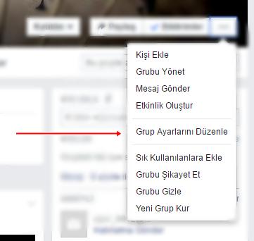 Facebook Grup İsmi Nasıl Değiştirilir 1