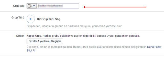 Facebook Grup İsmi Nasıl Değiştirilir 2
