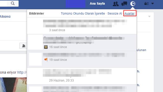 Facebook Uygulamasında Canlı Yayın Bildirimleri Nasıl Kapatılır 1