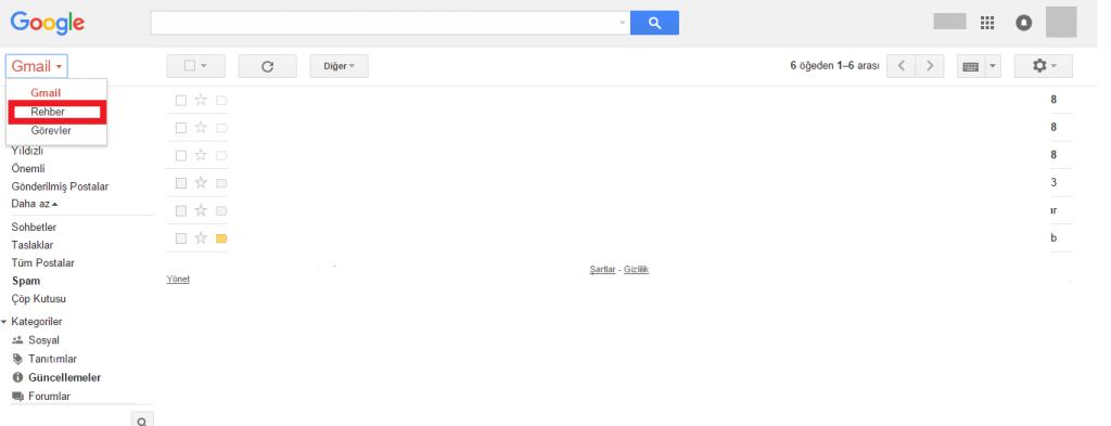 Gmail ile Toplu Mail Gönderme Nasıl Yapılır 1