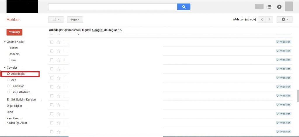 Gmail ile Toplu Mail Gönderme Nasıl Yapılır 2
