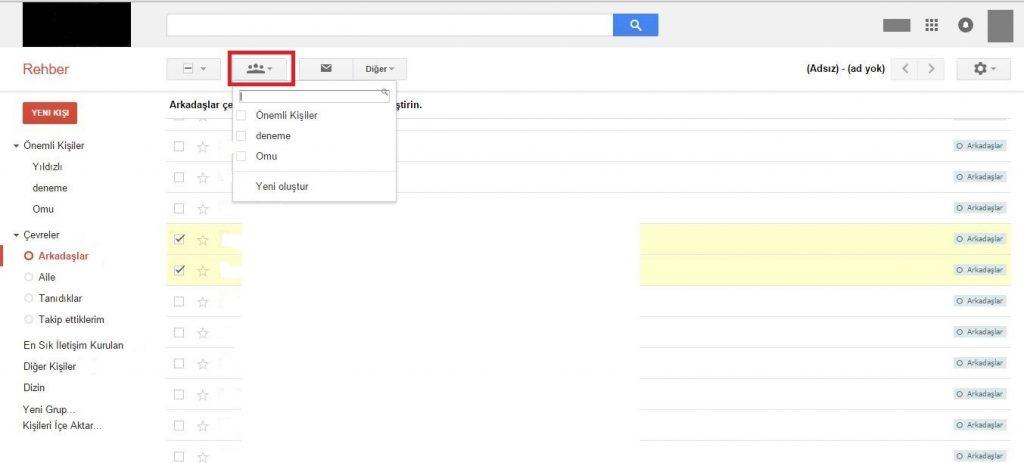 Gmail ile Toplu Mail Gönderme Nasıl Yapılır 3