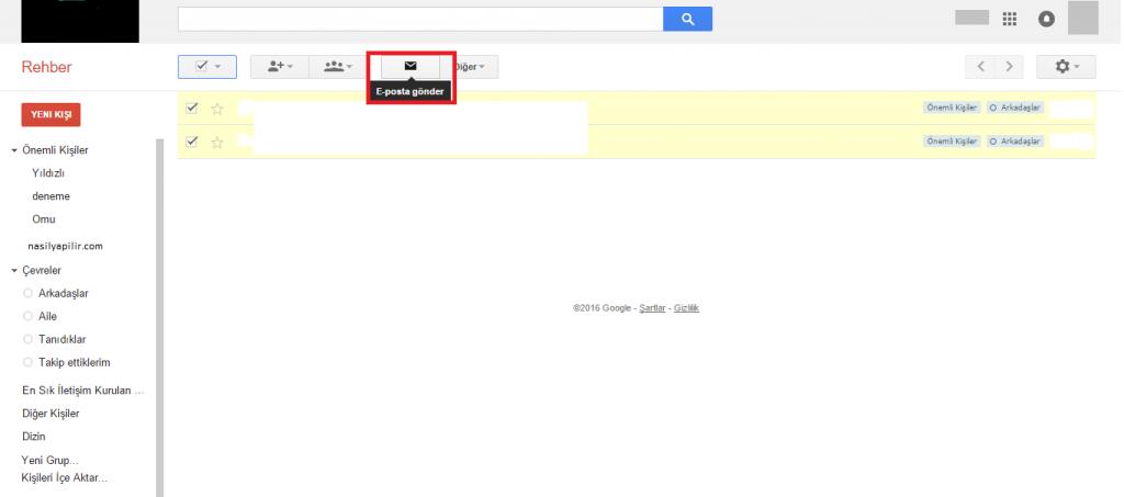 Gmail ile Toplu Mail Gönderme Nasıl Yapılır 5