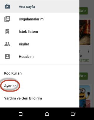 Google Play Store 403 Hatası Nasıl Çözülür 3