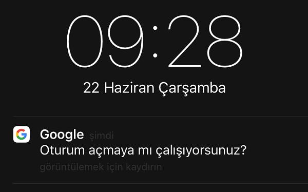 Google'a Şifre Kullanmadan Telefonla Nasıl Giriş Yapılır 1