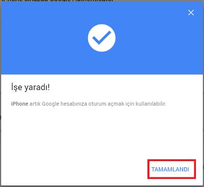 Google'a Şifre Kullanmadan Telefonla Nasıl Giriş Yapılır 6
