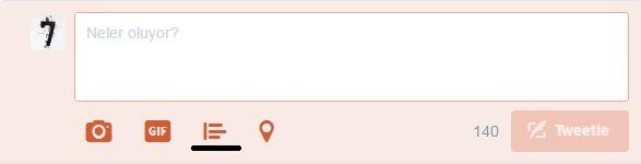Twitter Anket Nasıl Oluşturulur