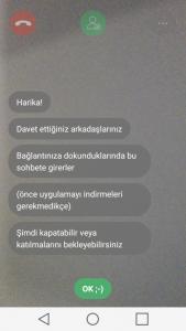 WhatsApp' da Görüntülü Konuşma Nasıl Yapılır 3