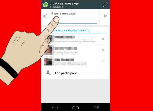 WhatsApp ile Toplu Mesaj Gönderme işlemi Nasıl Yapılır 6