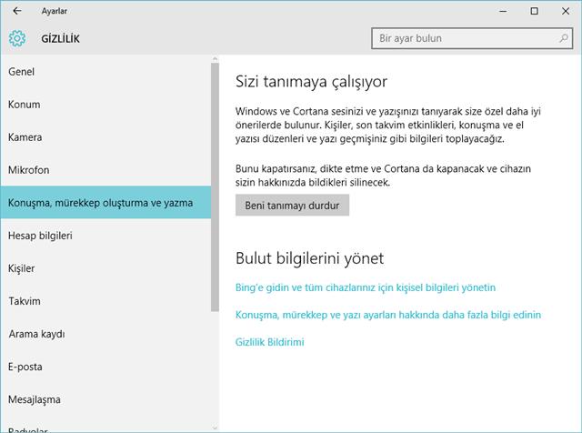Windows 10'da Devre Dışı Bırakabilecek Özellikler Nelerdir 5