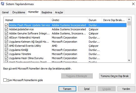 msconfig-ile-windows-hızı-nasıl-arttırılır