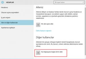 windows10-uzerinden-hesap-nasıl-olusturulur