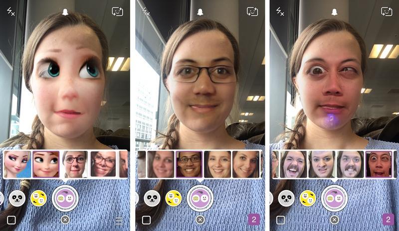 snapchat ekran görüntüsü nasıl alınır